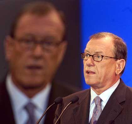 Vorstandschef Schrempp: Voller Rückhalt im Aufsichtsrat