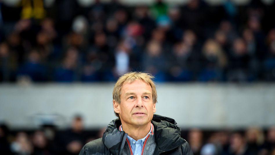 """Pressestimmen zu internem Papier: """"In der Welt von Jürgen Klinsmann existiert nur die Wahrnehmung von Jürgen Klinsmann"""""""