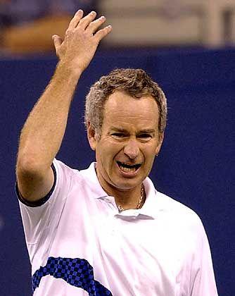 Ex-Tennisprofi John McEnroe: Seine Wutausbrüche schrieben Sportgeschichte