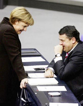 The parties of German Chancellor Angela Merkel (CDU) and Minister of the Environment Sigmar Gabriel (SPD) don't see eye-to-eye on how to address rising energy costs.