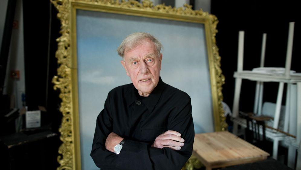 """Interview mit Claus Peymann: """"Ich bin ein aufgeklärter Monarch"""""""