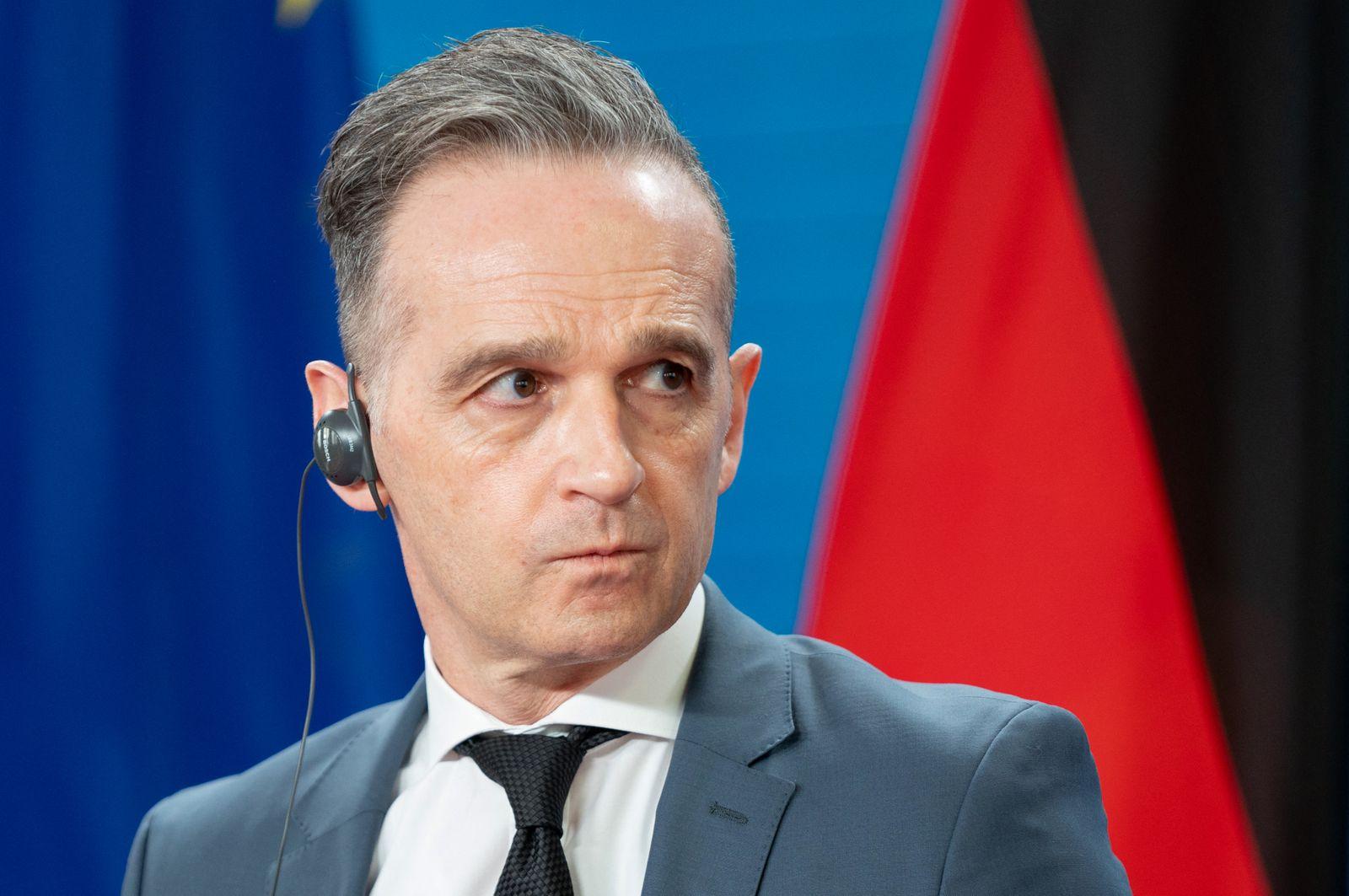 GERMANY-JORDAN-POLITICS-DIPLOMACY