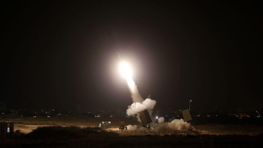 Krise in Israel: Raketenalarm und Luftangriffe
