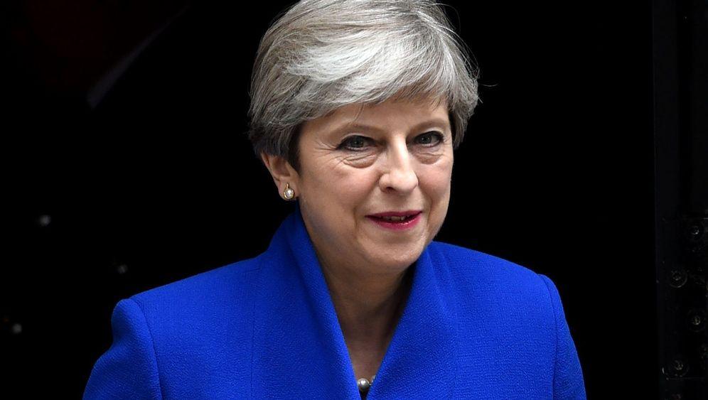 Theresa May: Die Wahlverliererin
