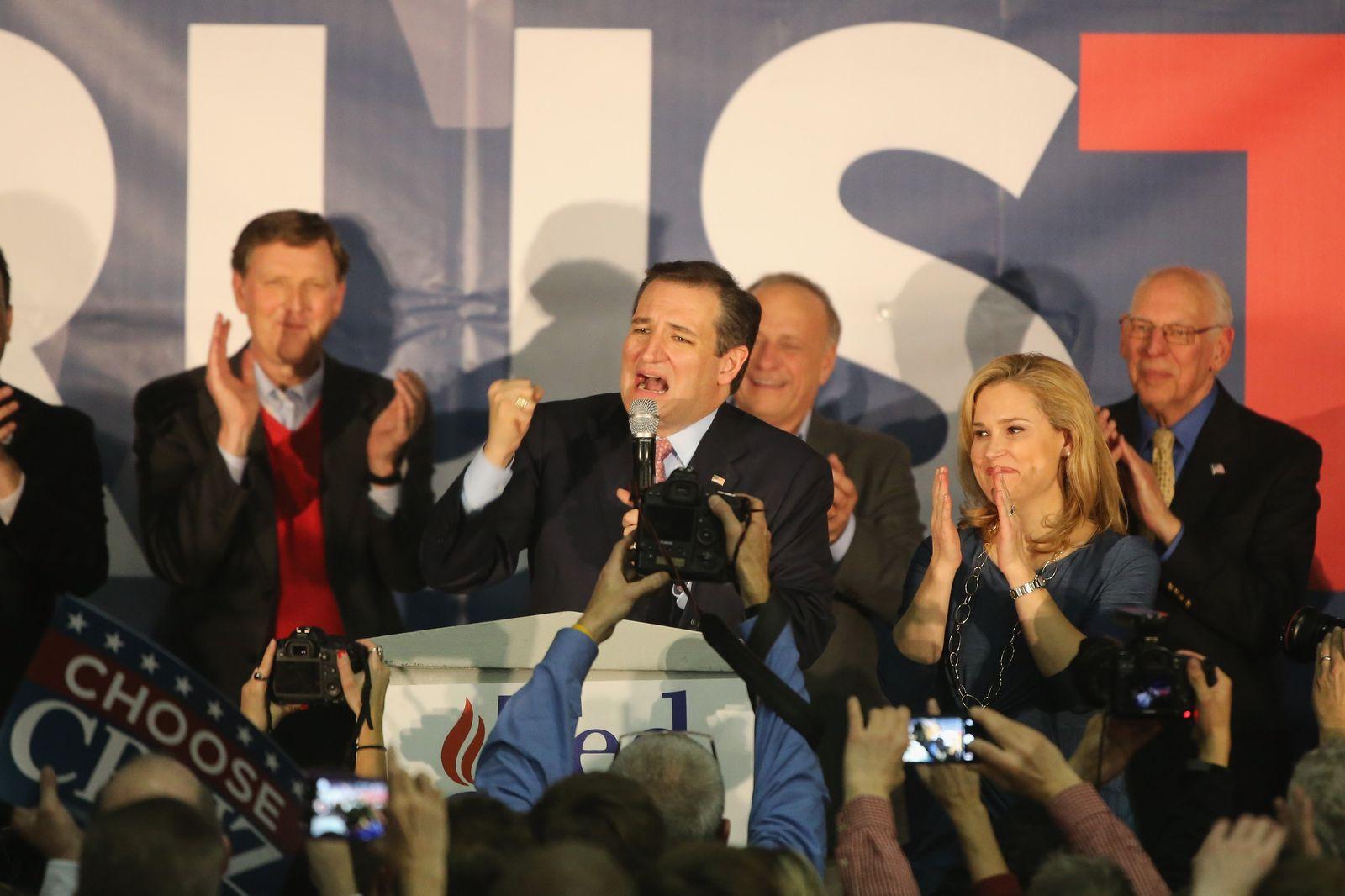 Ted Cruz / Iowa
