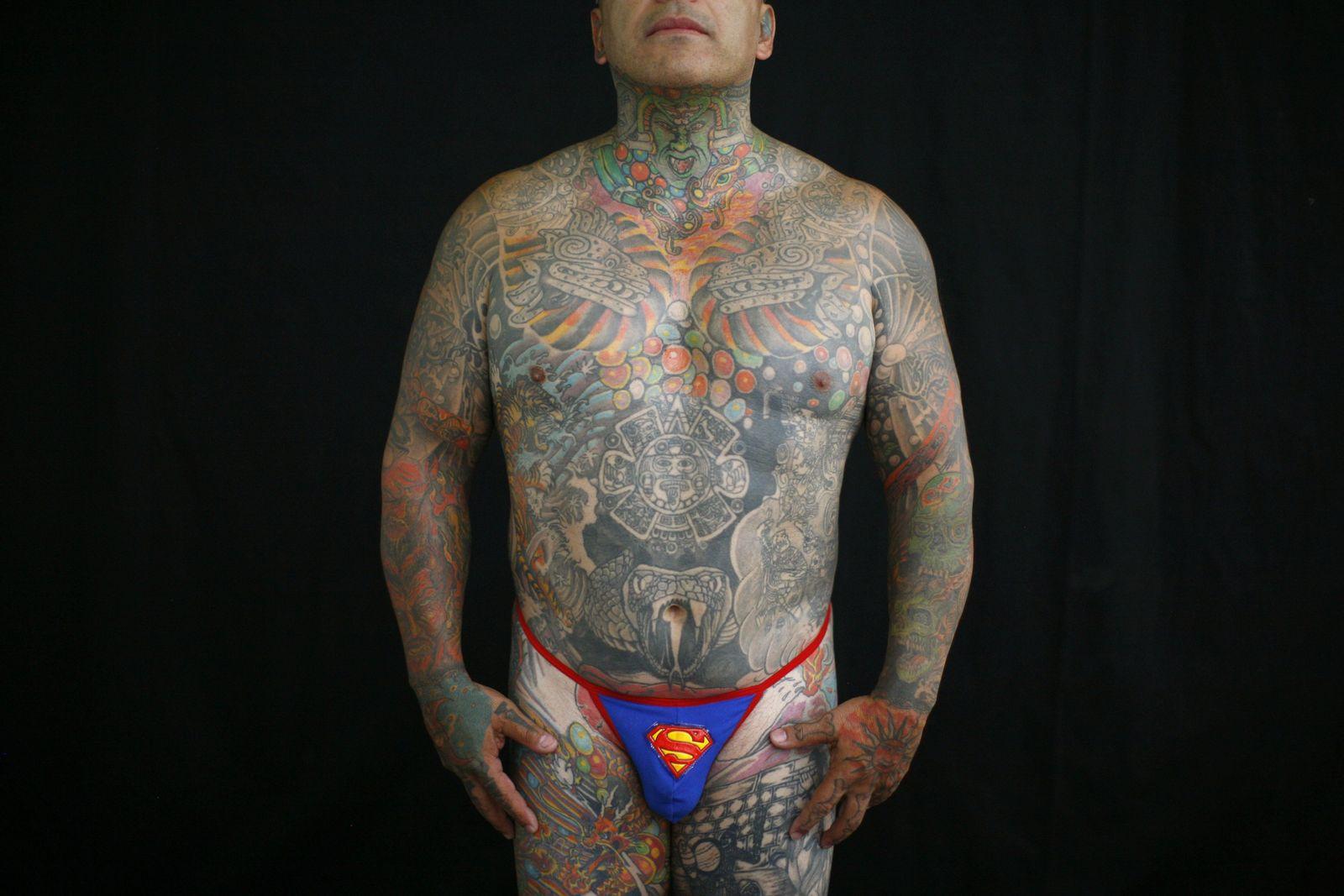 BdT / Augenblick / Bild des Tages / The Real Superman