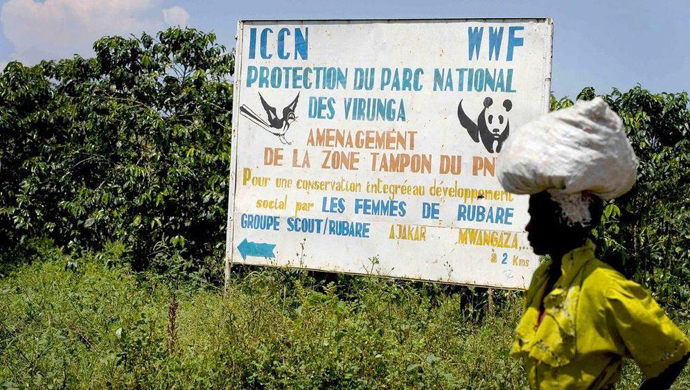 Virunga-Nationalpark: Kostbares Naturschutzgebiet