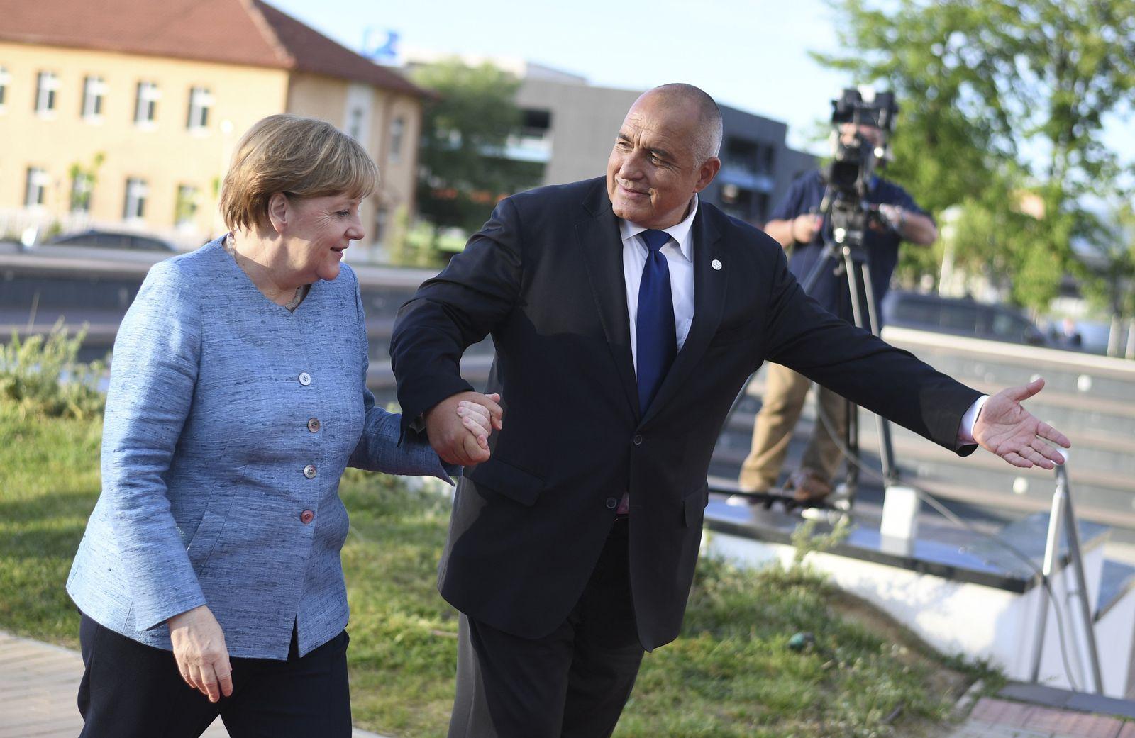 Treffen der EU-Staats- und Regierungschefs in Bulgarien