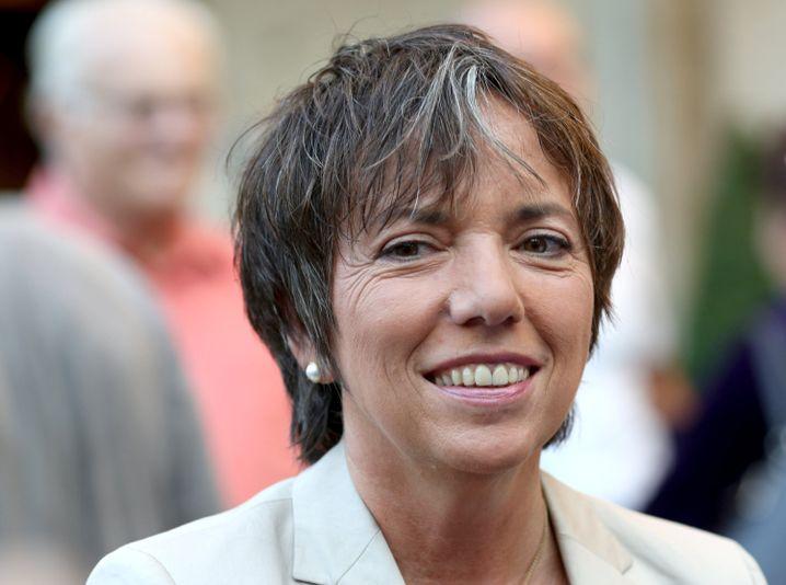 Theologin Margot Käßmann