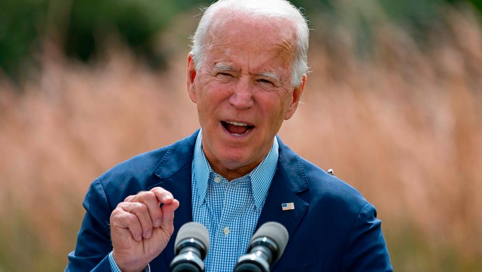 US-Präsidentschaftskandidat Biden laut dem US-Journal