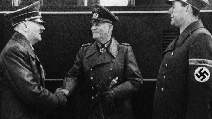 Hitlers Hauptquartier: Platz für 20.000 Menschen