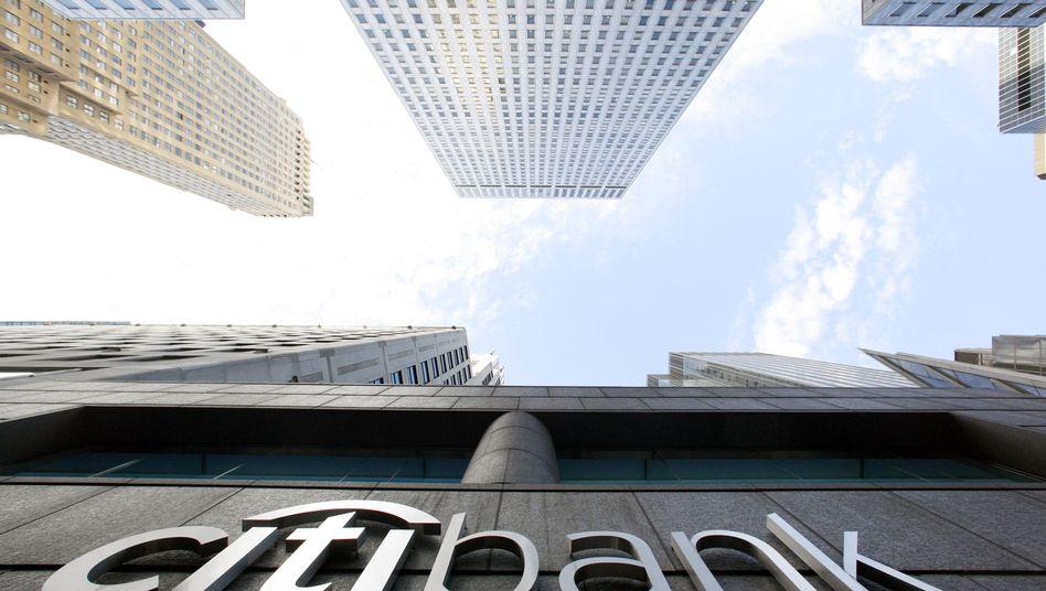 Citibank-Gebäude in New York: Nur die fälligen Zinsen
