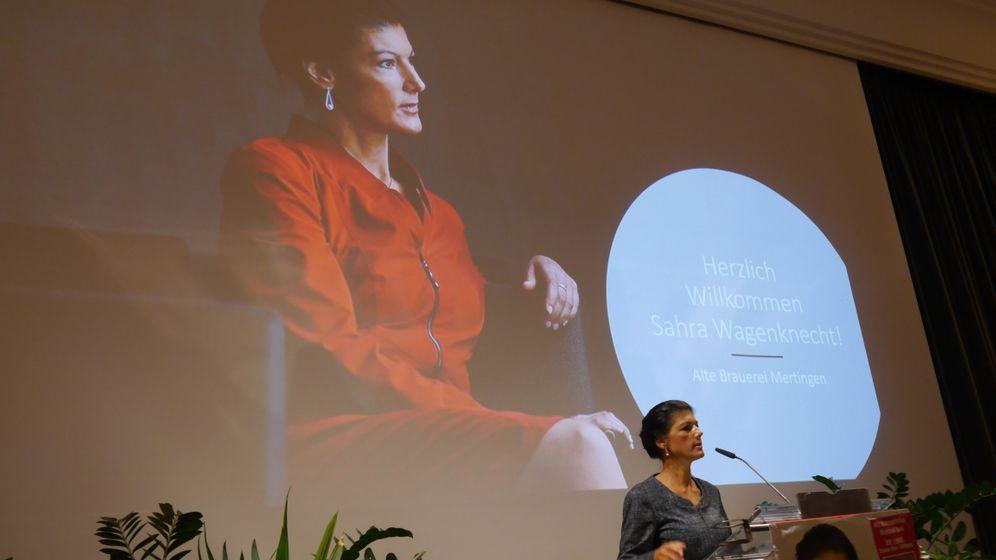 Linker Wahlkampf: Im Wirtshaus und auf Bayerns Straßen