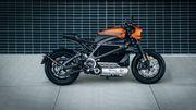 Das ist die Elektro-Harley