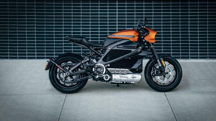 LiveWire: Das ist die Elektro-Harley