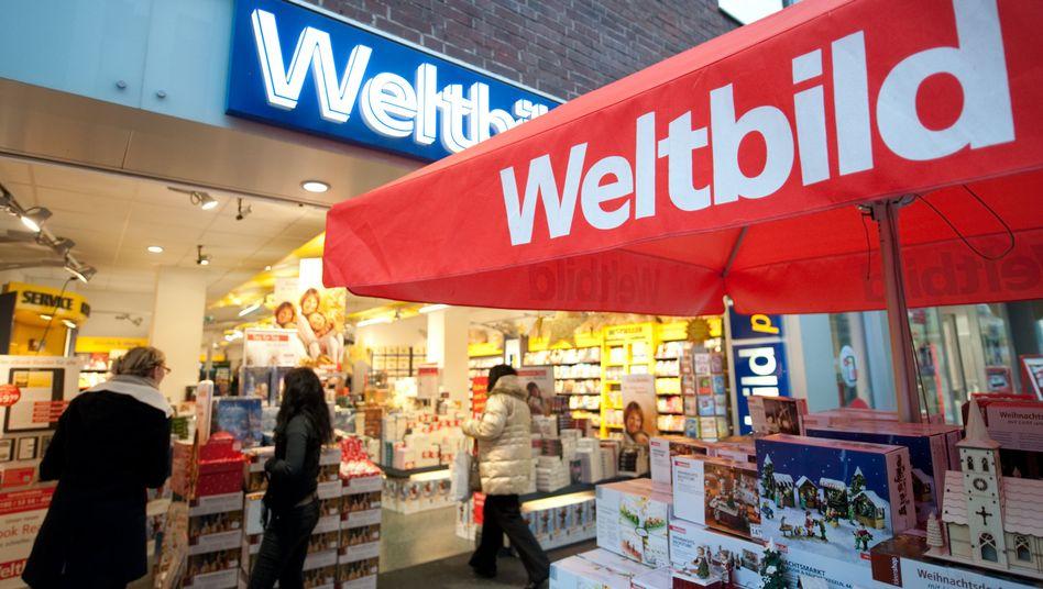 Weltbild-Filiale in Dortmund: Fast 7000 Mitarbeiter