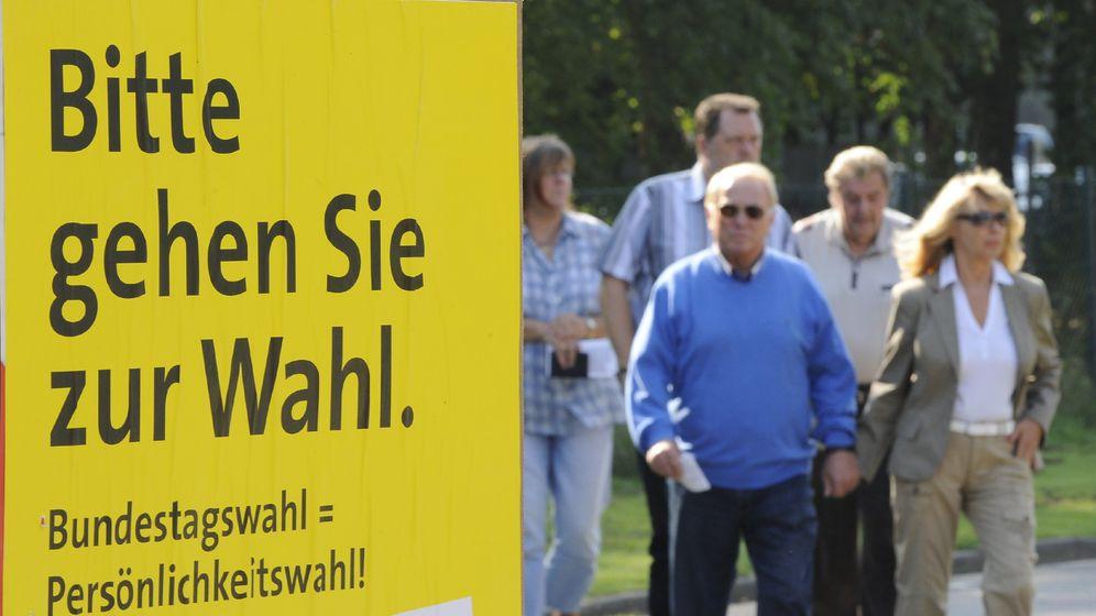 So wählt Deutschland: Hunde, Trachten, Spitzenkandidaten