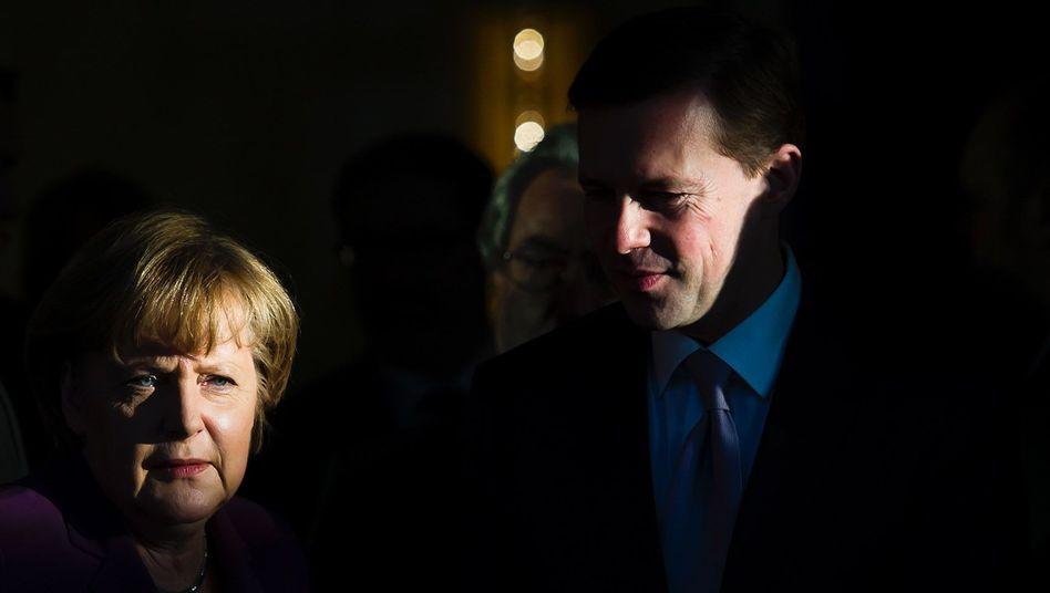 Merkel: Wer den Euro retten will, muss noch mehr nationale Macht abgeben