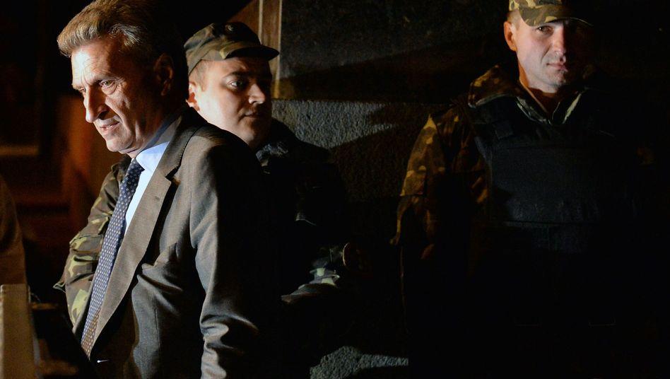 Russisches Ultimatum an die Ukraine: Gazprom-LieferstoppbedrohtmehrereEU-Staaten