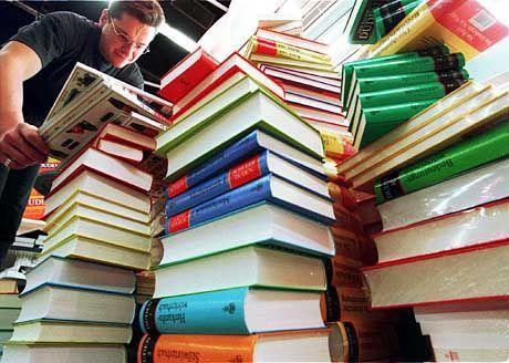 Bücher: Sprache der Autoren als Indiz für ihre Intelligenz