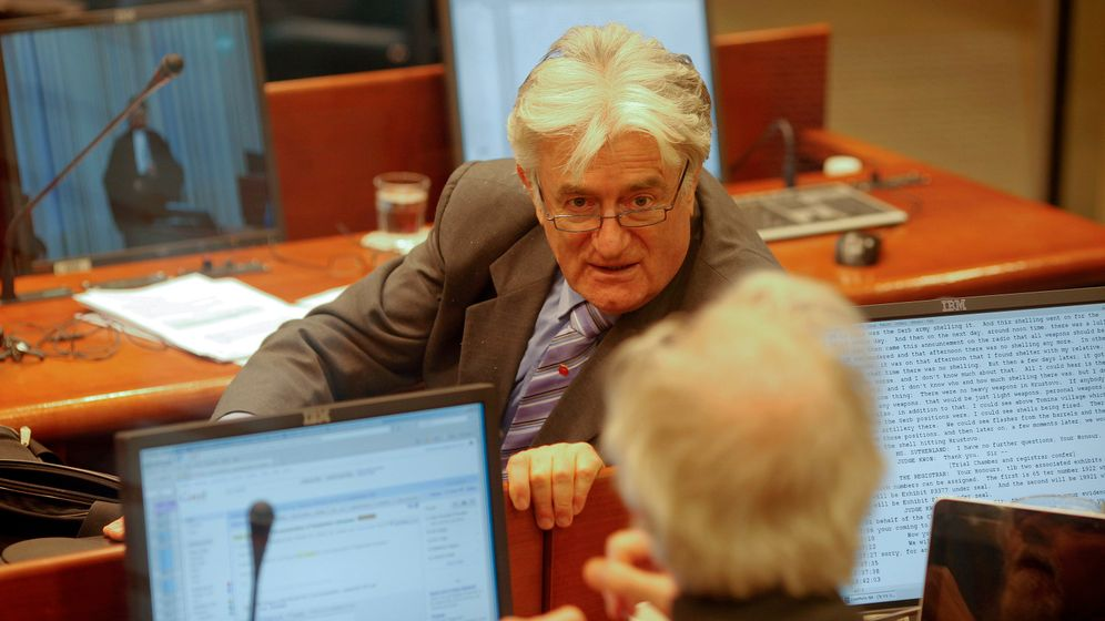 "Jugoslawien-Tribunal: ""The Hague Hilton"""