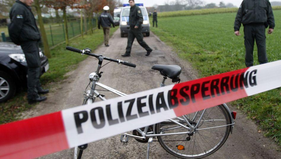 Ausbrecher festgenommen: Einsatzkommando rammte radelnden Michalski