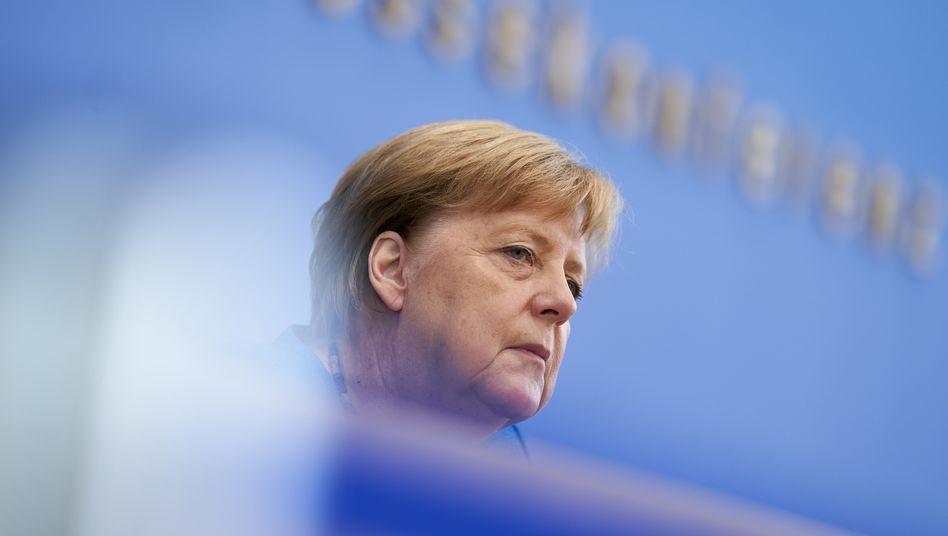 Mehr Transparenz in der Politik? - Gern, aber bitte nicht überall: Angela Merkel