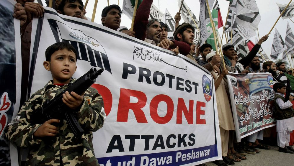 Photo Gallery: Drone Strikes in Pakistan's Tribal Regions