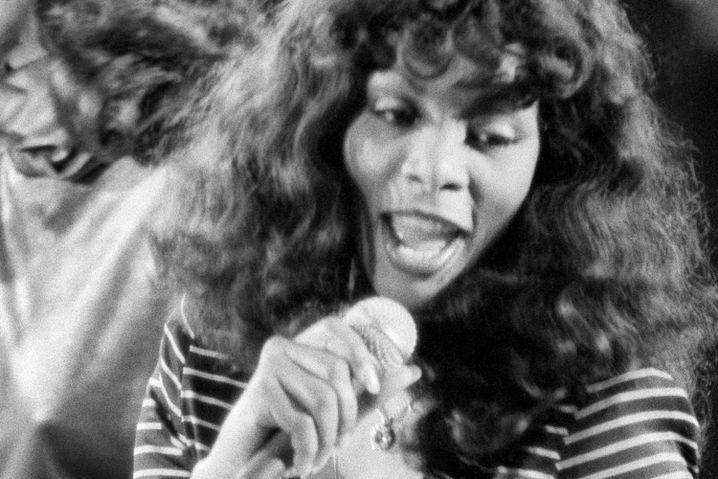 Donna Summer 1979: leicht onkel-eklig