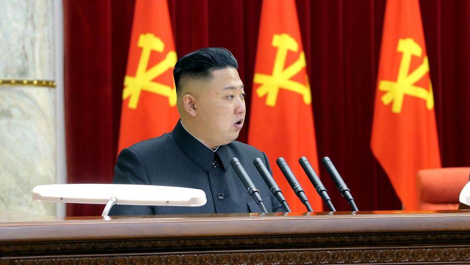 Machthaber Kim Jong Un: Widersprüchliche Signale an das Volk