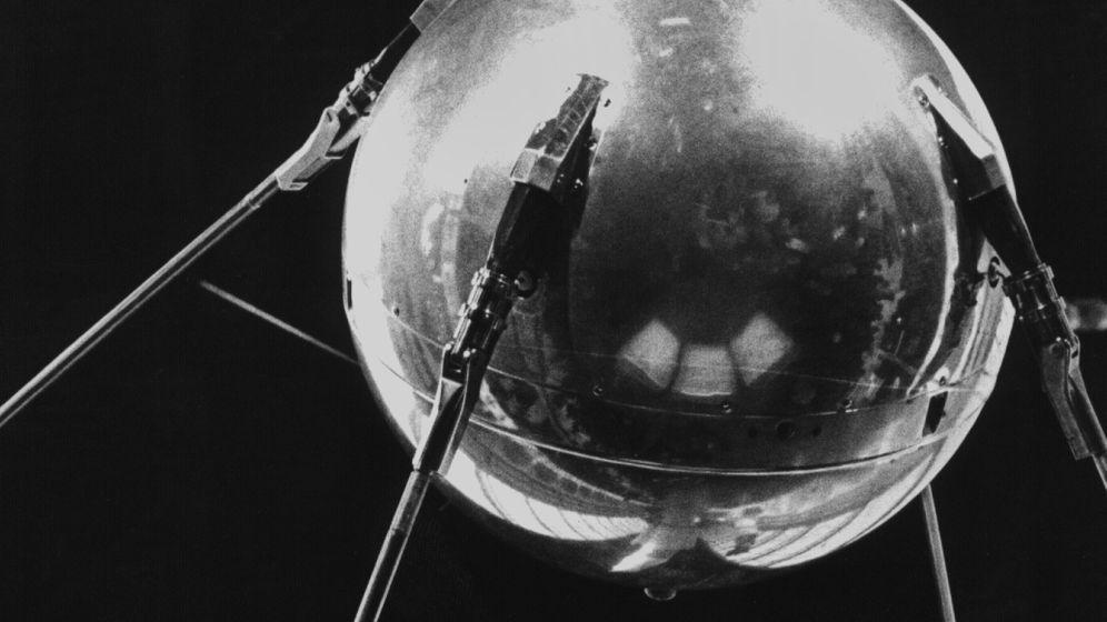 Sputnik-Schock: Roter Mond über Amerika
