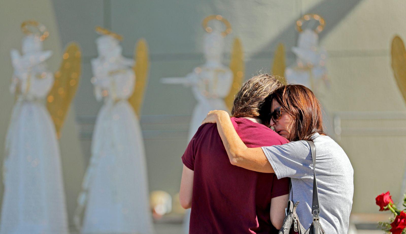Massaker an Highschool in Florida