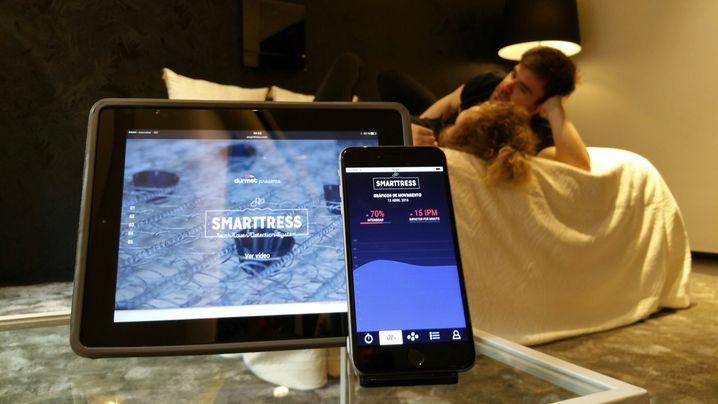 Smarttress: Smarte Matratze oder grandioser Fake?
