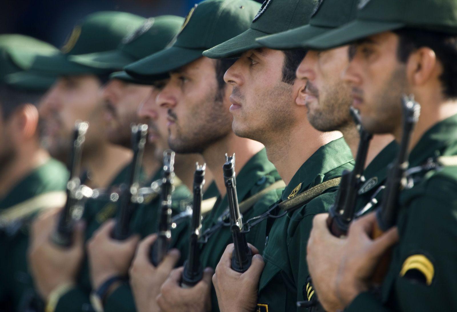 Iran / Revolutionsgarde