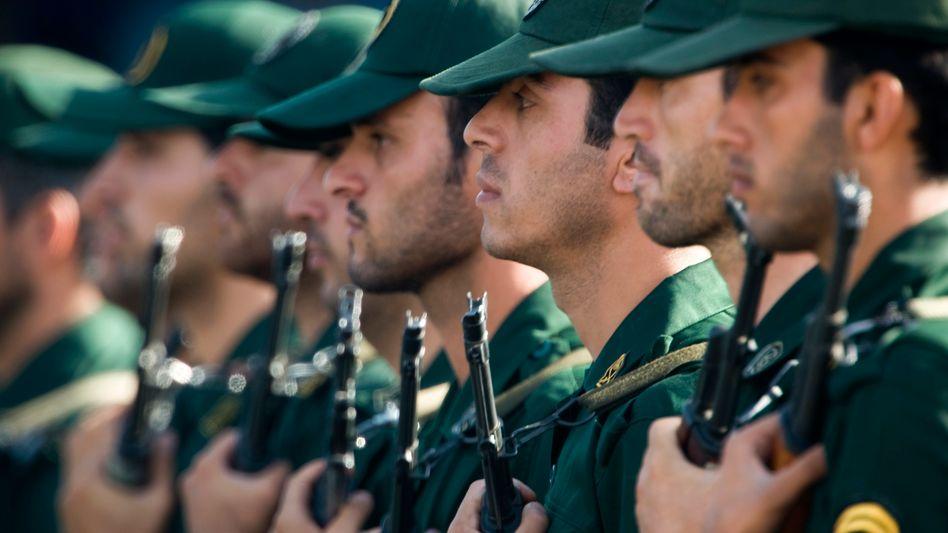 Iranische Revolutionsgarde: Die Islamische Republik beschuldigt den Westen der Terrorhilfe