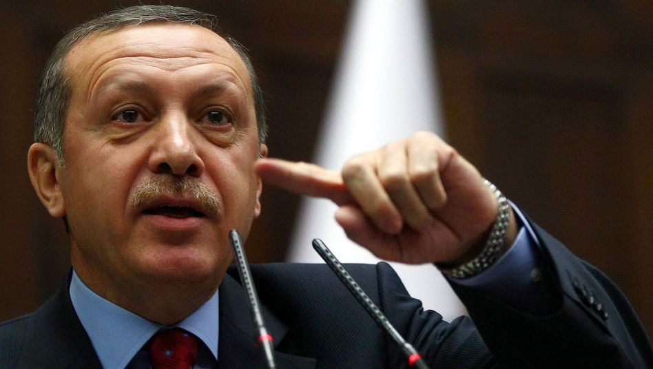 """Türkischer Premier Erdogan: """"Personen müssen bestraft werden, nicht Institutionen"""""""