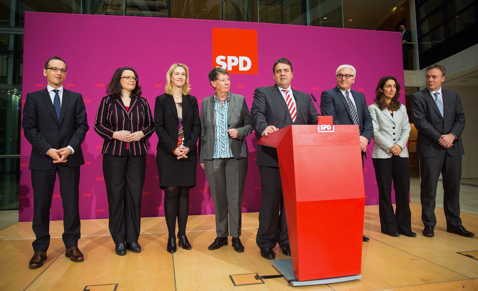 SPD-Minister
