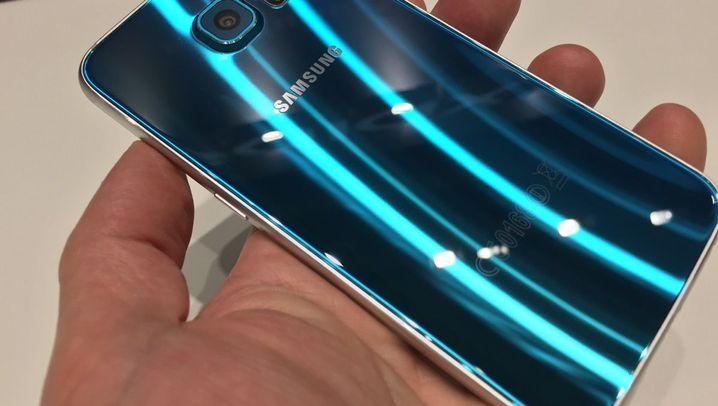 Samsung Galaxy S6 und S6 Edge: Ein Blick auf die neuen Smartphones
