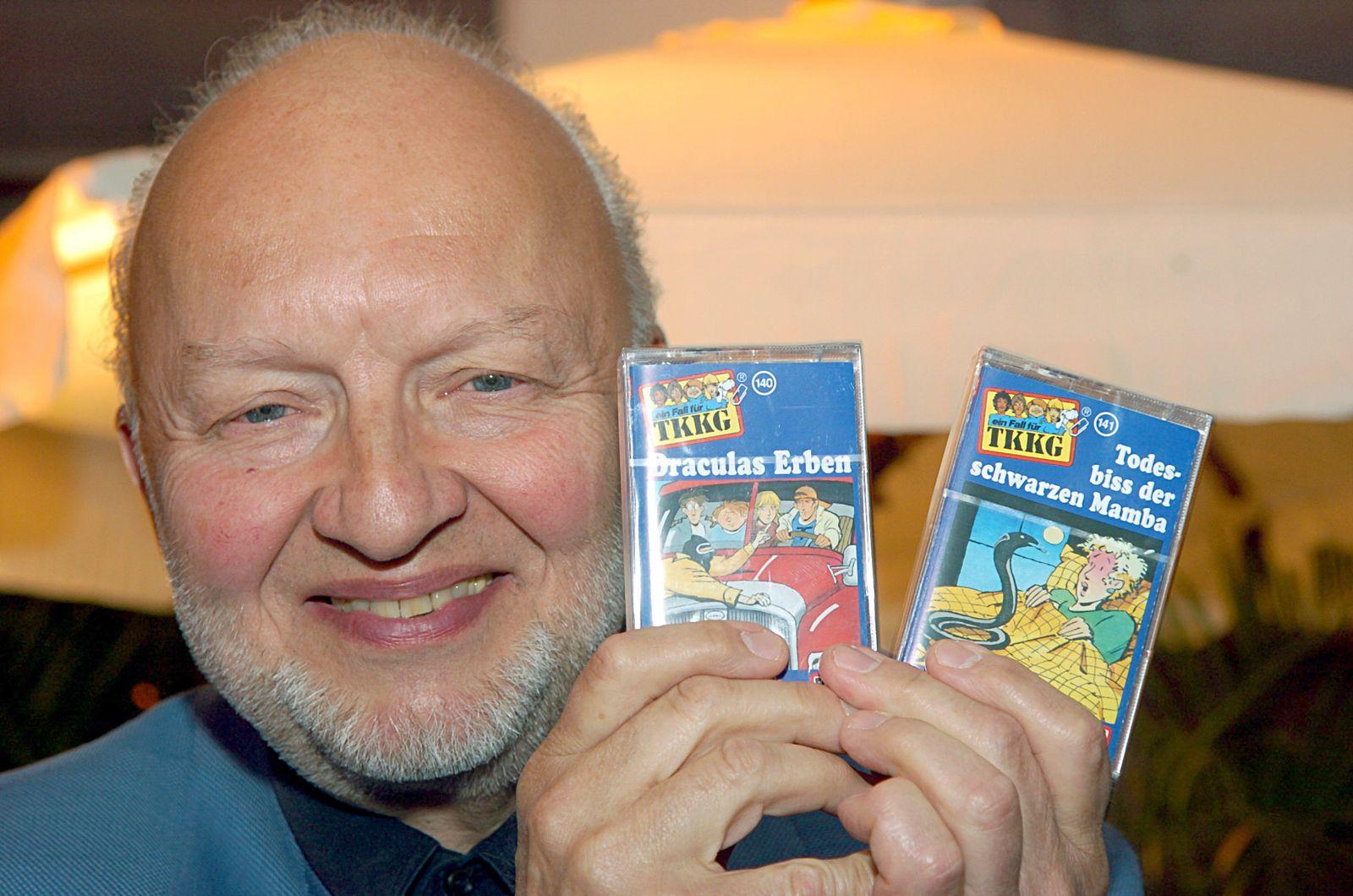 TKKG»-Kinderbuchautor Kalmuczak gestorben