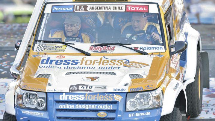 Rallye Dakar: Deutscher Pilot bricht Rennen ab