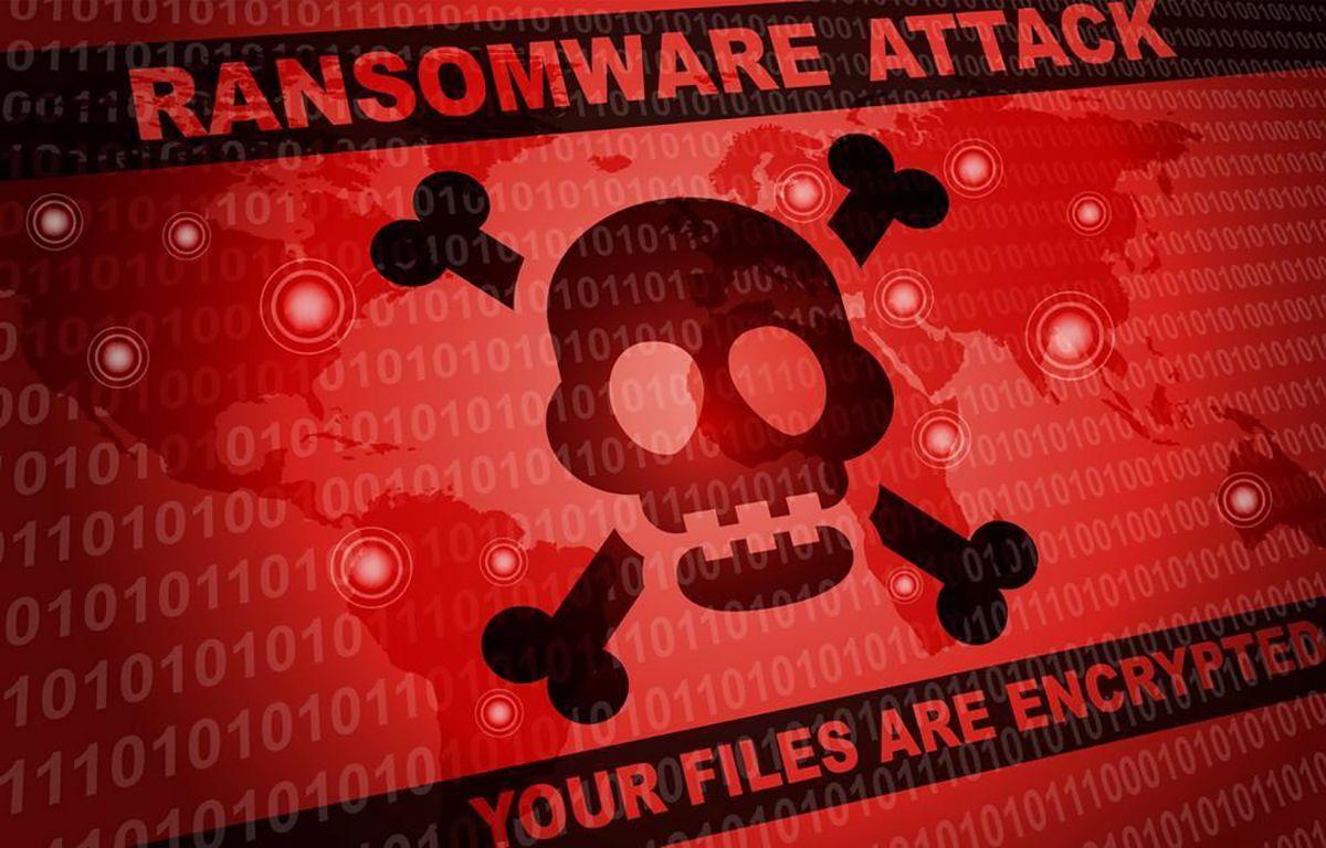 EINMALIGE VERWENDUNG Ransomware