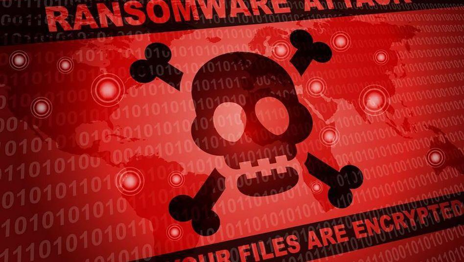 Seit 2017 geht Ransomware um die Welt, die NSA-Code nutzt.