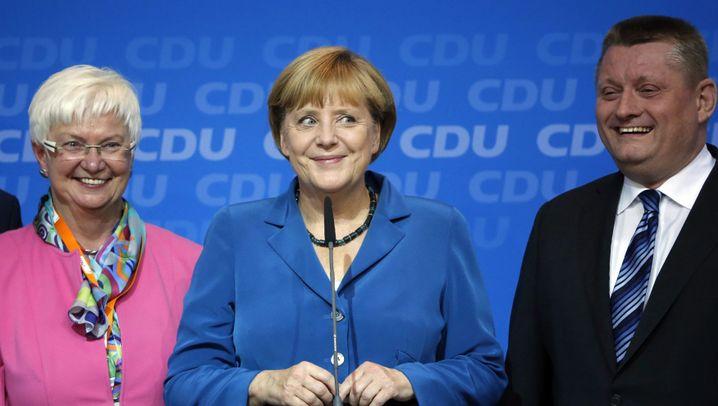 Wahlsieg der Union: Merkels größter Erfolg