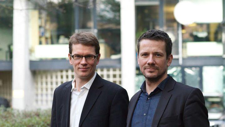 Journalisten als Gründer: Geld vom Schwarm