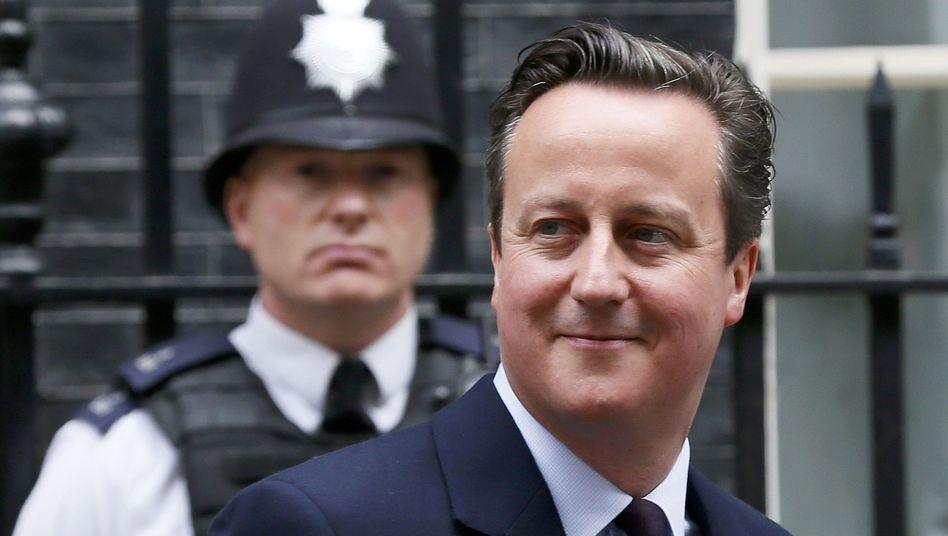 Camerons Triumph in Großbritannien: Die Last des Siegers