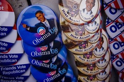 Democratic presidential hopeful Senator Barack Obama is eclipsing Hillary Clinton, but the Süddeutsche Zeitung claims he poses great risks for the Democratic Party.