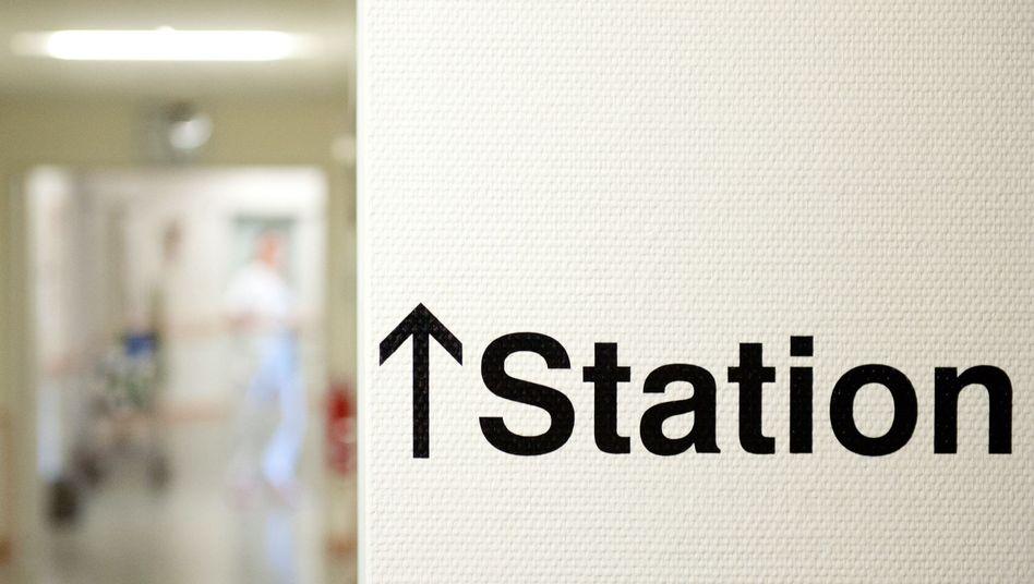 Krankenhaus in Berlin: Ein Drittel der Kliniken macht Verluste