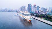 Aida Cruises zieht Kreuzfahrtschiffe aus Asien ab