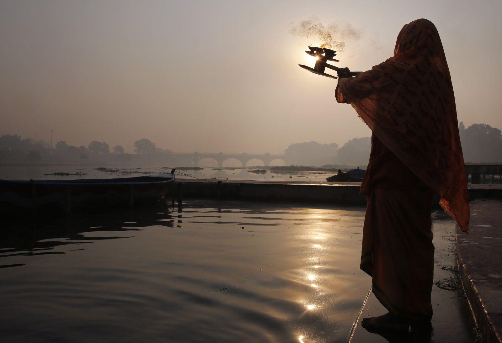Hindu Priester