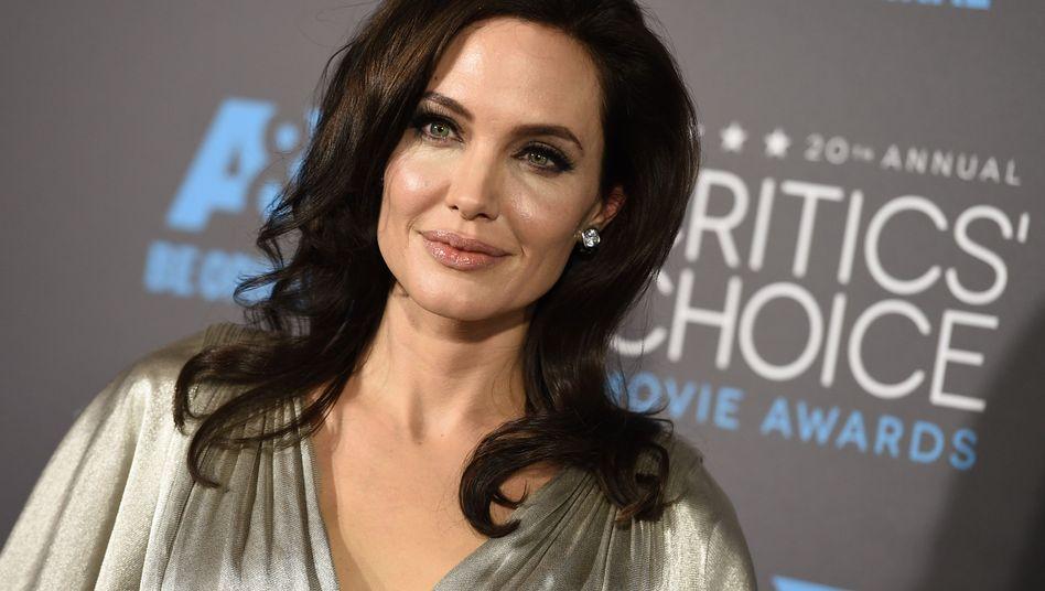 Regisseurin und Produzentin Jolie: Erstes Projekt für Netflix
